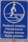 Belpiano - Schöneben: Pedana mobile - Förderband