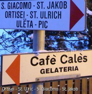 Ortisei - St. Ulric - S. Giacomo - St. Jakob