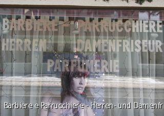 Barbiere e Parrucchiere - Herren- und Damenfriseur