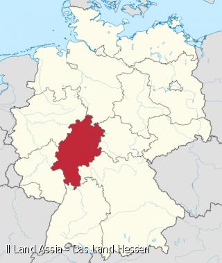 Il Land Assia - Das Land Hessen