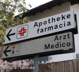 Farmacia - Apotheke
